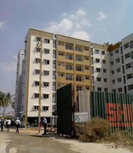 Gallery Cover Image of 500 Sq.ft 1 RK Apartment for rent in Shirke Apartments, Kengeri Satellite Town for 5000