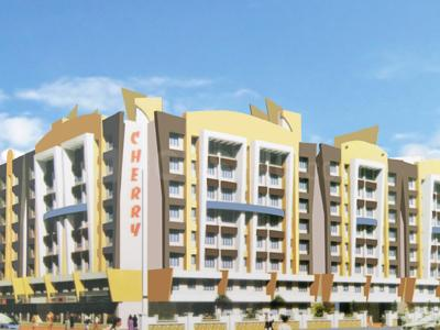 Gallery Cover Image of 640 Sq.ft 1 BHK Apartment for buy in Om Sai Cherry Residency D Wing, Nalasopara West for 2650000