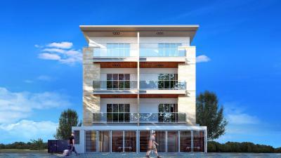 Gallery Cover Image of 1460 Sq.ft 1 BHK Apartment for buy in Apranje Elan, Koramangala for 12000000