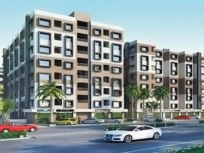Gallery Cover Image of 1500 Sq.ft 1 BHK Apartment for buy in Genesis Atri Residency, Odhav for 1350000