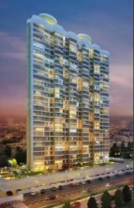 Gallery Cover Image of 1210 Sq.ft 2 BHK Apartment for rent in Paradise Sai Crystals, Kharghar for 21000