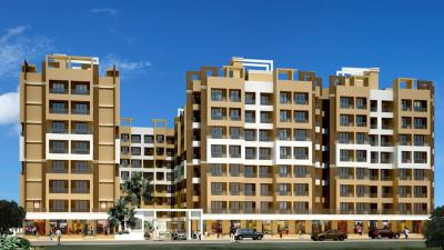 Gallery Cover Image of 650 Sq.ft 1 BHK Apartment for rent in Elite Landmark, Badlapur East for 4000