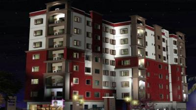 Gallery Cover Image of 999 Sq.ft 3 BHK Apartment for rent in Rose Mount Shanti Palace , Andul for 15000