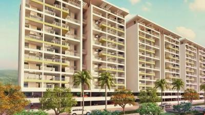 Gallery Cover Image of 1500 Sq.ft 3 BHK Apartment for buy in Mantra 29 Gold Coast, Dhanori for 8800000