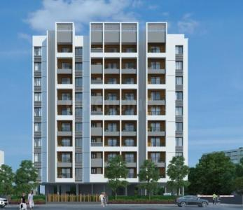 Gallery Cover Image of 989 Sq.ft 2 BHK Apartment for buy in Avior Aatman, Swargate for 9500000