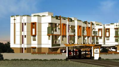 Gallery Cover Image of 667 Sq.ft 2 BHK Apartment for buy in IKS Sahayadri, Korattur for 3800000