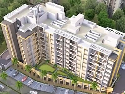 Gallery Cover Image of 1188 Sq.ft 3 BHK Apartment for buy in Pride Purple Park Aastha, Lohegaon for 7200001