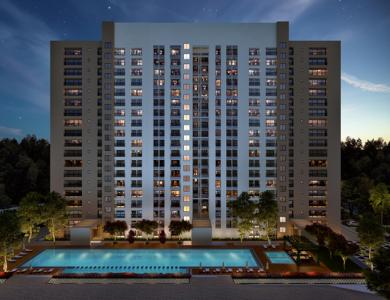 Gallery Cover Pic of Sobha Arena The Square And Pebble Court
