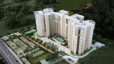 Gallery Cover Image of 1910 Sq.ft 3 BHK Apartment for buy in DNR Atmosphere, Ramagondanahalli for 18500000