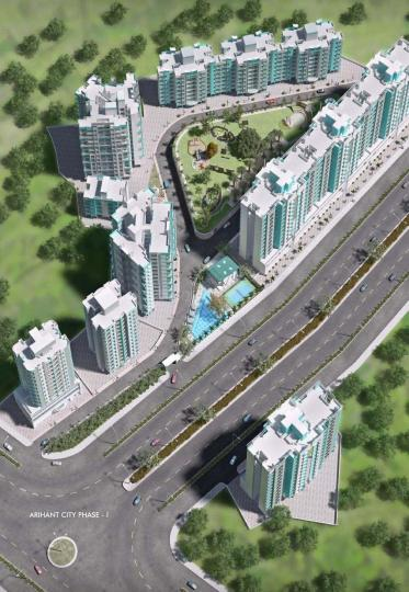 Gallery Cover Pic of Arihant City Phase II E Building