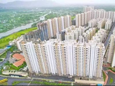 Gallery Cover Image of 786 Sq.ft 1 RK Apartment for rent in Lodha Lodha Palava Downtown, Palava Phase 1 Nilje Gaon for 7000
