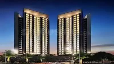 Gallery Cover Image of 650 Sq.ft 1 RK Apartment for buy in Kanakia Zenworld Phase I, Kanjurmarg East for 12500000