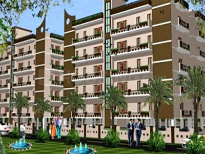 Gallery Cover Pic of Earthcon Sir Syed Apartment
