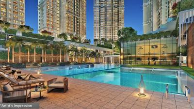 Gallery Cover Image of 1400 Sq.ft 3 BHK Apartment for buy in Runwal Bliss, Kanjurmarg East for 27300000