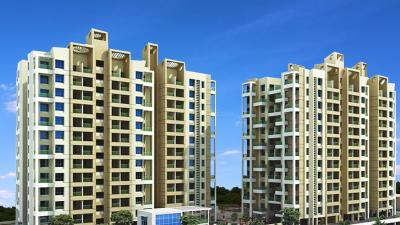 Gallery Cover Image of 860 Sq.ft 2 BHK Apartment for buy in Sree Wisteriaa, Wakad for 4856000