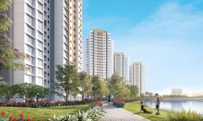 Gallery Cover Image of 550 Sq.ft 1 BHK Apartment for buy in Sunteck Maxx World, Naigaon East for 3500000