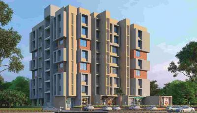 Gallery Cover Image of 675 Sq.ft 1 BHK Apartment for buy in Shrushti Apartment, Ghodasar for 2500000