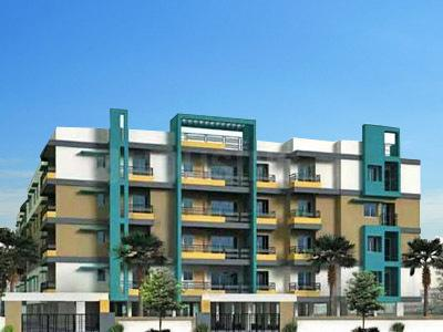 Gallery Cover Image of 1140 Sq.ft 2 BHK Apartment for rent in Durga Tanishq Arena, Nagondanahalli for 19500