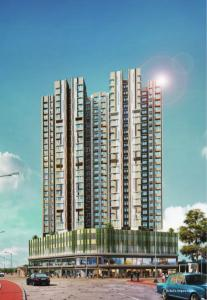 Gallery Cover Image of 564 Sq.ft 1 BHK Apartment for buy in Aakaar Wishvas, Bhandup West for 5800000