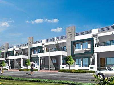 Gallery Cover Pic of Bhojpal Shri Radhakrishna Residency- Lotus Villas