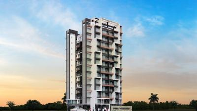 Gallery Cover Image of 1160 Sq.ft 2 BHK Apartment for rent in Today Paradise, Ulwe for 13000