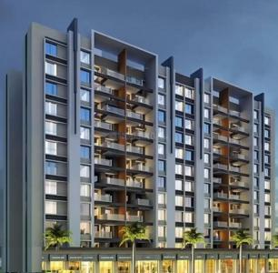 Gallery Cover Image of 1350 Sq.ft 3 BHK Apartment for buy in Pride Purple Park Landmark Phase I, Bibwewadi for 14000000