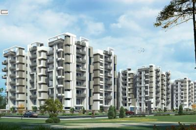 Gallery Cover Image of 1650 Sq.ft 3 BHK Apartment for buy in Trend Set Rythme, Kondapur for 14200000