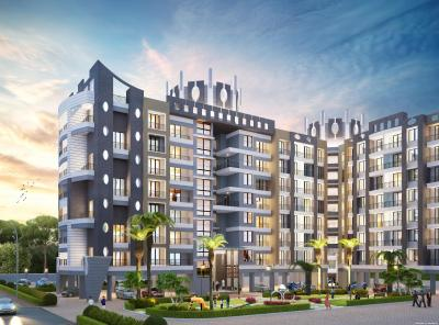Gallery Cover Image of 845 Sq.ft 1 BHK Apartment for buy in Konark Meadows, Khemani Industry Area for 3800000