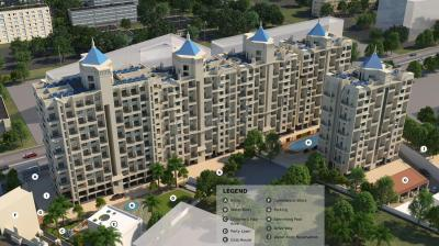 Gallery Cover Image of 1200 Sq.ft 2 BHK Apartment for buy in Naren Bliss, Hadapsar for 8000000