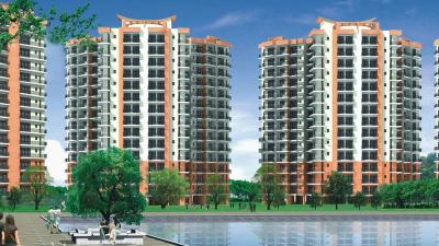 Gallery Cover Image of 1365 Sq.ft 3 BHK Apartment for rent in Grandeur, Sector 119 for 15000