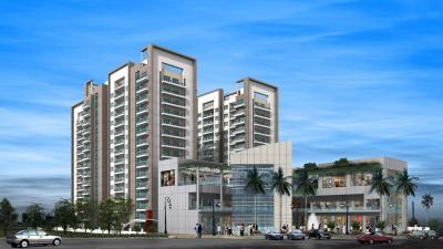 Gallery Cover Image of 795 Sq.ft 1 BHK Apartment for buy in Eminence Kimberly Suits, Sector 112 for 7500000