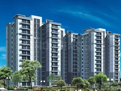 Gallery Cover Image of 550 Sq.ft 1 BHK Apartment for buy in Omaxe R2, Arjunganj for 1239000