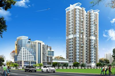 Gallery Cover Image of 2100 Sq.ft 4 BHK Apartment for buy in Kaypee Oriental Palms, Beliaghata for 16000000