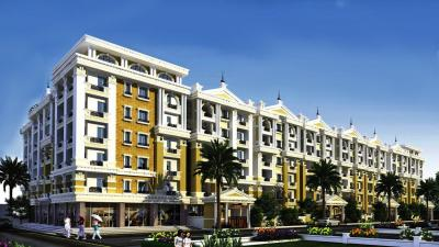Gallery Cover Image of 1200 Sq.ft 1 BHK Apartment for rent in SM Royal, Chandanagar for 21000