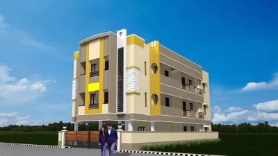 Gallery Cover Image of 1000 Sq.ft 1 BHK Independent House for buy in TK Rose Residency, Maraimalai Nagar for 1600000