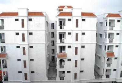 Gallery Cover Image of 1200 Sq.ft 2 BHK Apartment for buy in Madhu Park Ridge by Madhu Infrastructures, Bapu nagar for 5500000