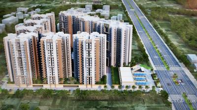 Gallery Cover Image of 580 Sq.ft 1 BHK Apartment for buy in Pigeon Spring Meadows, Noida Extension for 2500000