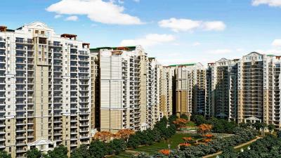 Gallery Cover Image of 1350 Sq.ft 3 BHK Apartment for buy in ATS Golf Meadows Lifestyle, Ashiana Colony for 3950000