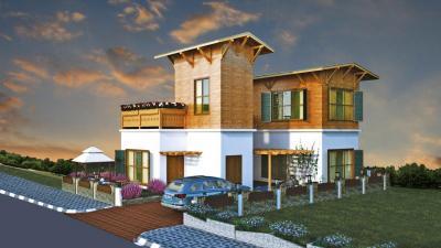 RK Suraksha Sibermond Pvt Villa