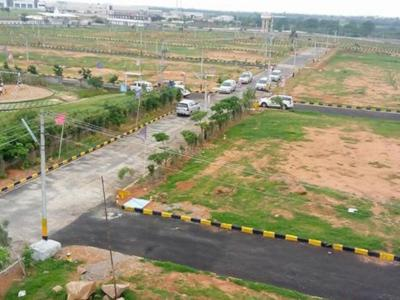 Residential Lands for Sale in Bhashyam Silicon County