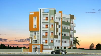 Gallery Cover Image of 1100 Sq.ft 2 BHK Apartment for buy in Supraja Constructions Supraja SS Residency, Quthbullapur for 5800000