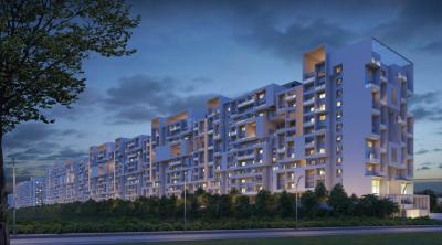 Gallery Cover Image of 584 Sq.ft 1 RK Apartment for buy in Rohan Ananta Phase II, Tathawade for 3533000