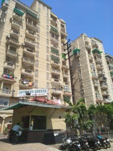 Gallery Cover Image of 500 Sq.ft 1 BHK Apartment for rent in Antriksh Green Society, Sector 50 for 6000