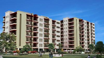 Gallery Cover Image of 1281 Sq.ft 2 BHK Apartment for buy in Silvercity Themes, Focal Point for 3200000