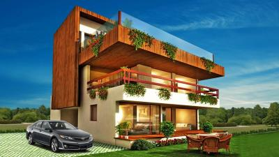 Gallery Cover Image of 2700 Sq.ft 3 BHK Villa for buy in Vedic Golf Grove, Rajarhat for 17000000