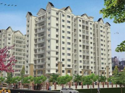 Gallery Cover Image of 1000 Sq.ft 2 BHK Apartment for buy in Kumar Picasso Phase II, Hadapsar for 8100000