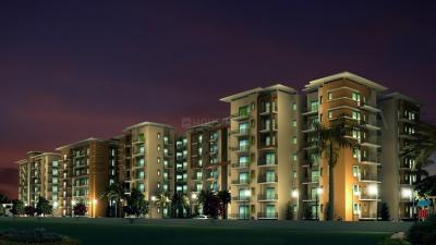 Gallery Cover Image of 450 Sq.ft 1 RK Apartment for buy in Grah Avas Vikas Green View Blossom, Aman Vihar for 2200000