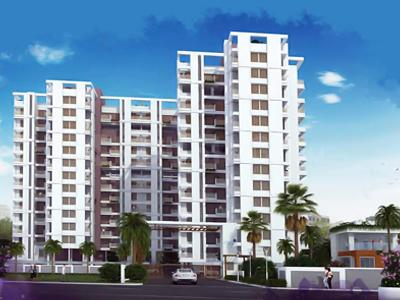Gallery Cover Image of 976 Sq.ft 2 BHK Apartment for buy in Golecha Ethos, Tathawade for 7500000