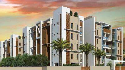Gallery Cover Image of 1453 Sq.ft 3 BHK Apartment for rent in Vogue, Perumbakkam for 20000