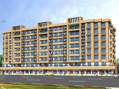 Gallery Cover Image of 700 Sq.ft 1 BHK Apartment for buy in Space Ashley Garden, Mira Road East for 5351000